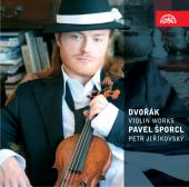 Album artwork for DVORAK: VIOLIN WORKS