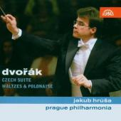 Album artwork for Dvorak: Czech Suite, Waltzes, Polonaise (Hrusa)