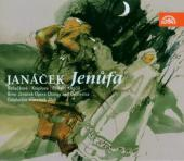 Album artwork for Janacek: Jenufa / Benackova, Jilek