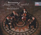 Album artwork for STRING QUARTETS OP. 95, 127, 130, 131, 132, 135