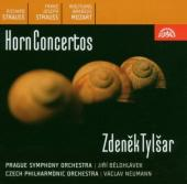 Album artwork for Zdenek Tylsar: Horn Concertos (Strauss / Mozart)