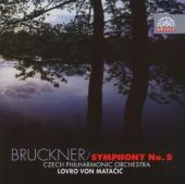 Album artwork for BRUCKNER - SYMPHONY NO. 5