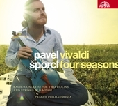 Album artwork for VIVALDI: FOUR SEASONS, PAVEL SPORCL