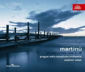 Album artwork for Martinu: Symphonies 1-6 (Valek)