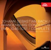 Album artwork for Bach: Brandenburg Concertos (Musica Florea)