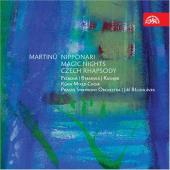 Album artwork for Martinu - Nipponari, Magic Nights, Czech Rhapsody