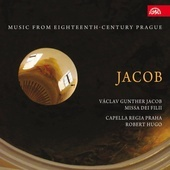 Album artwork for Jacob: Music from Eighteenth-Century Prague