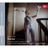 Album artwork for Fibich: Sarka / Podvalova, Chalabala