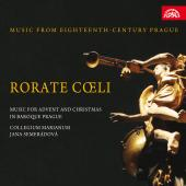Album artwork for Rorate Coeli : Music for Advent and Christmas in B
