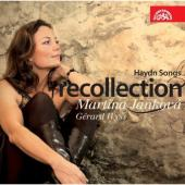 Album artwork for Martina Jankova : Recollections (Haydn Songs)