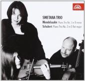 Album artwork for Smetana Trio - Mendelssohn & Schubert Piano Trio