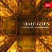 Album artwork for Dialogues: Modern Chant with Cello / Barta