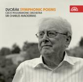 Album artwork for Dvorak: Symphonic Poems / Mackerras