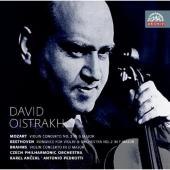 Album artwork for Oistrakh plays Mozart, Beethoven, and Brahms