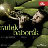 Album artwork for Radek Baborak: Horn Concertos