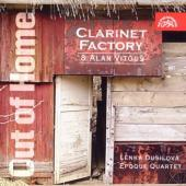 Album artwork for Clarinet Factory with Alan Vitous