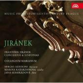 Album artwork for Jiranek: Concertos and Sinfonias