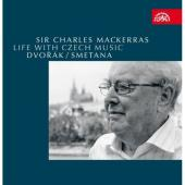 Album artwork for MacKerras: Life with Czech Music, Dvorak / Smetana