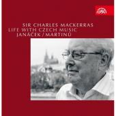 Album artwork for Mackerras: Life with Czech Music, Janacek / Martin