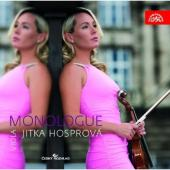 Album artwork for Monologue: Jitka Hosprova, Viola