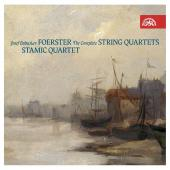 Album artwork for Foerster: Complete String Quartets / Stamic Quarte