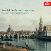 Album artwork for Benda: Violin Concertos
