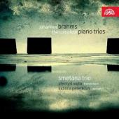 Album artwork for Brahms: Complete Piano Trios / Smetana Trio