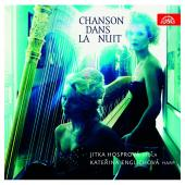 Album artwork for CHANSON DAN LA NUIT
