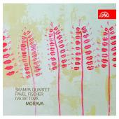 Album artwork for Fischer: MORAVA / Bittova, Fischer, Skampa Quartet
