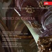 Album artwork for Musici da Camera: Chamber Music from 18th Century
