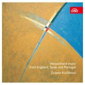 Album artwork for Harpsichord Music from England, Spain & Portugal