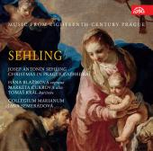Album artwork for Sehling: Baroque Christmas in Prague Cathedral