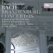 Album artwork for Bach: BRANDENBURG CONCERTOS