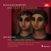 Album artwork for Martinu: Bouquet of Flowers, Novak: Dances