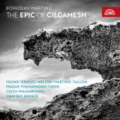 Album artwork for Martinu: THE EPIC OF GILGAMESH / Honeck