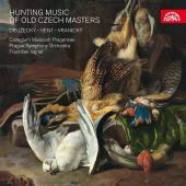 Album artwork for Hunting Music of Old Czech Masters