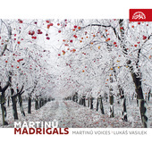 Album artwork for Martinu: Madrigals