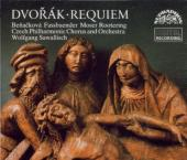 Album artwork for Dvorak: Requiem / Swallisch