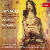 Album artwork for Janacek: The Diary of One Who Disappeared, etc