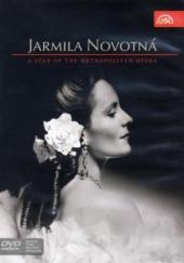 Album artwork for JARMILA NOVOTNA - A STAR OF THE METROPOLITAN OPERA