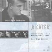 Album artwork for Richter: The Soviet Years vol. 3