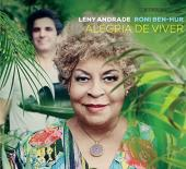 Album artwork for Leny Andrade / Roni Ben-Hur: Alegria de Viver