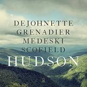 Album artwork for Dejohnette, Grenadier, Medeski & Scofield - Hudson