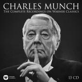 Album artwork for Charles Munch - Complete Warner Recordings