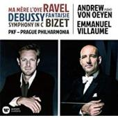 Album artwork for Ravel, Debussy & Bizet - Orchestral Music