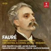 Album artwork for Faure: Piano, Chamber Music, Orchestral & Choral M