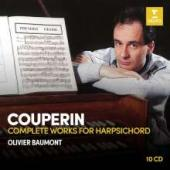 Album artwork for Couperin: Complete Works for Harpsichord
