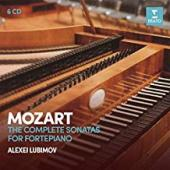 Album artwork for Mozart: Complete Sonatas (Alexei Lubimov)