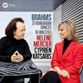 Album artwork for Brahms: Hungarian Dances (Two Pianos)