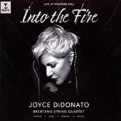 Album artwork for Joyce DiDonato - Into the Fire (Live at Wigmore Ha
